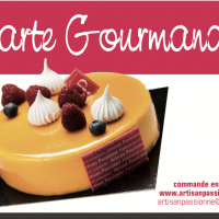 carte gourmande 2019